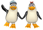Penguins Kids Zone